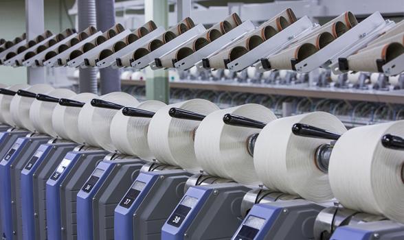 macchinari coni tessili